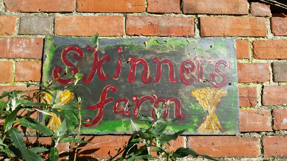 skinners sign