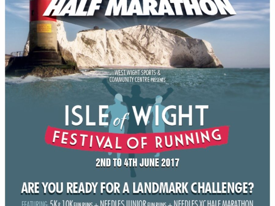 Something for all at the new Isle of Wight Festival of Running