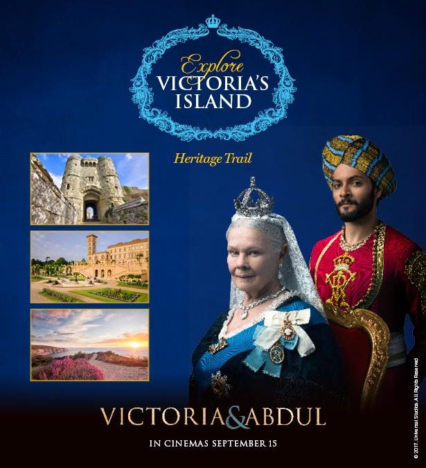 Victoria and Abdul shot on location at Osborne House