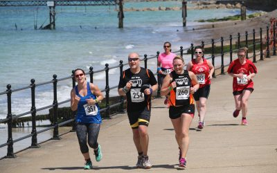 Isle of Wight Festival of Running sees a challenging programme of races for all the family on the Island